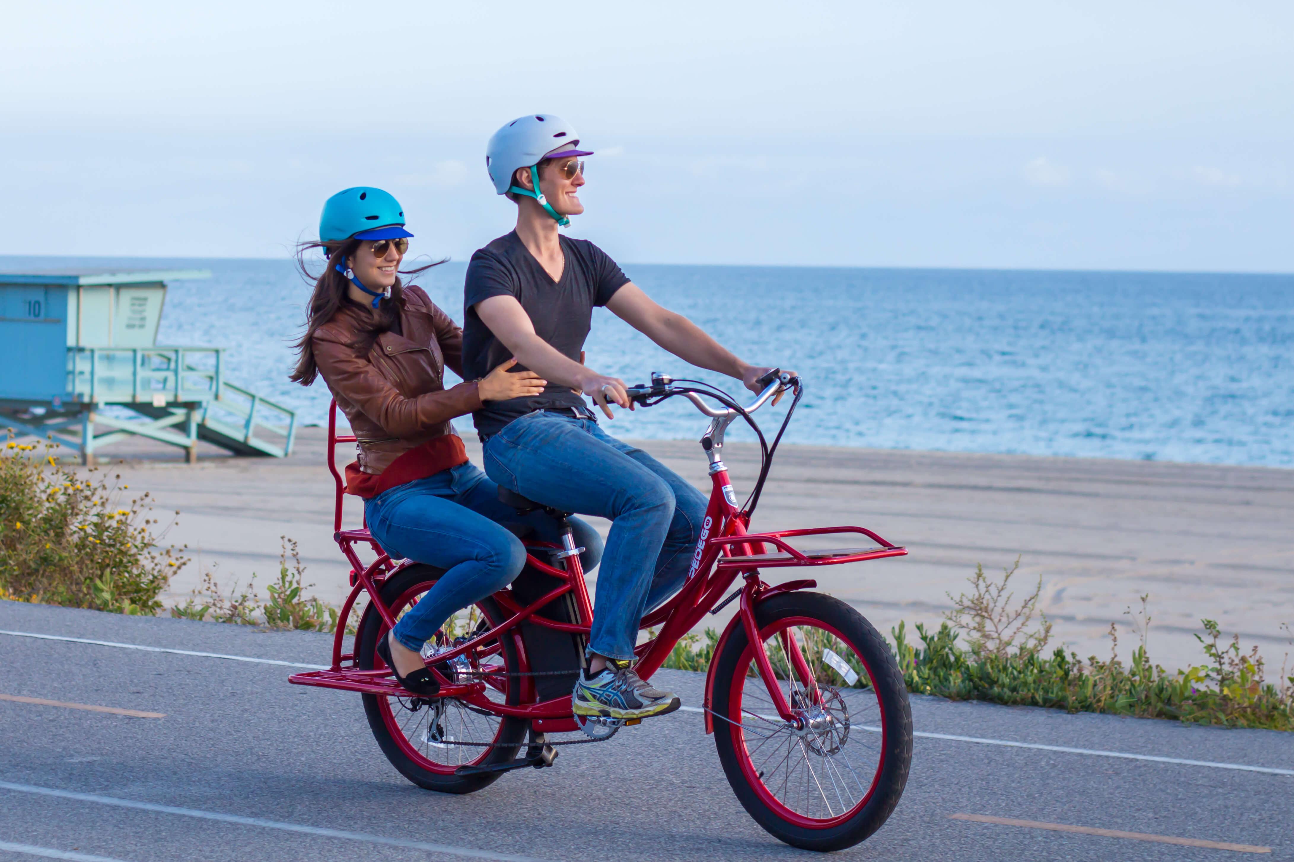 Pedego Introduces A Superhero Bike The Stretch Cargo Pedego