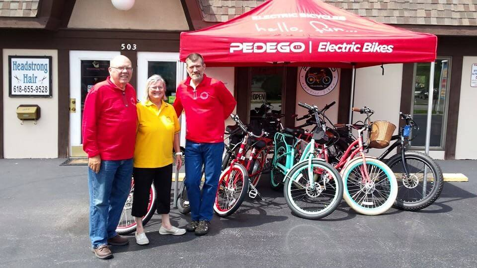 Pedego Edwardsville Has Great Lures: Electric Bike Sales