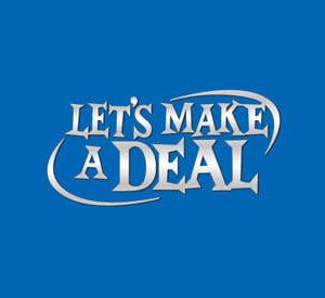 Let's make a deal logo