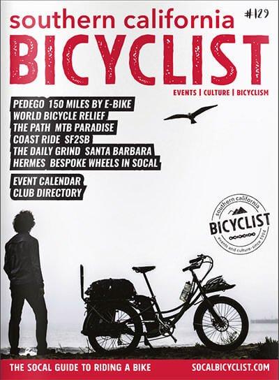 Pedego Stretch on Magazine Cover
