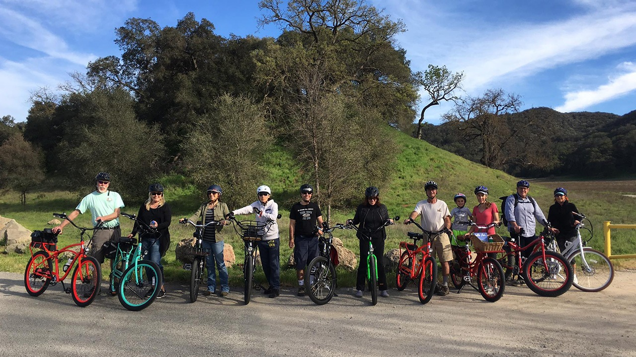 Pedego 101 - Cinematasti! Movie History Electric Bike Tour