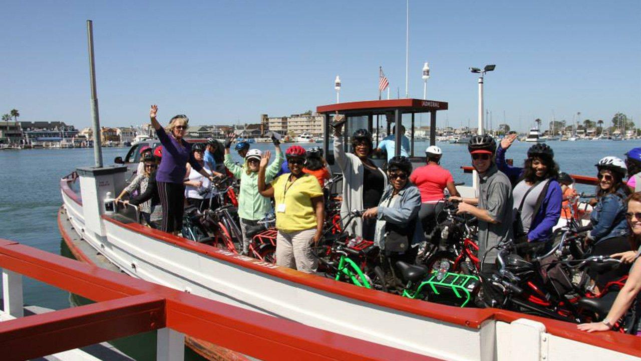 Pedego CDM - Balboa Island & Peninsula Electric Bike Tour