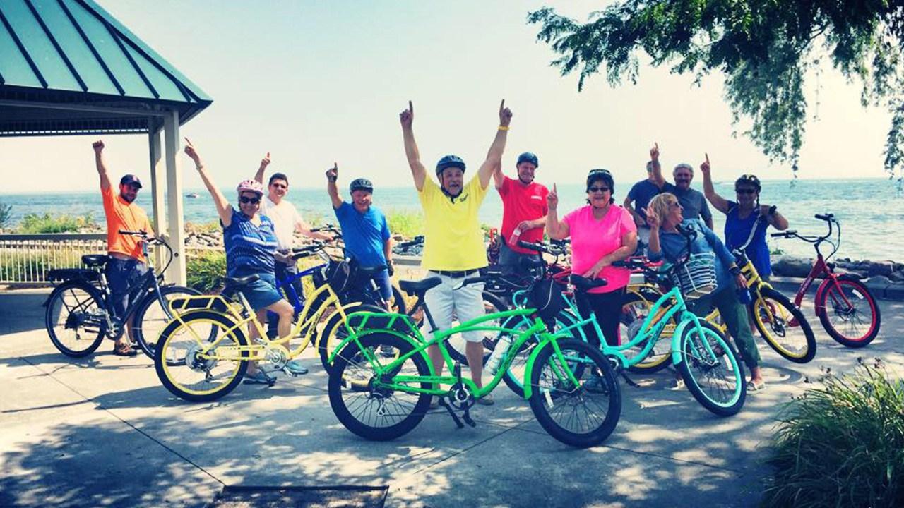 Pedego Junction - Circle the Lake Electric Bike Tour