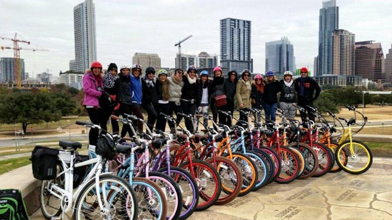 Rocket Electrics - Lady Bird Lake Electric Bike Tour
