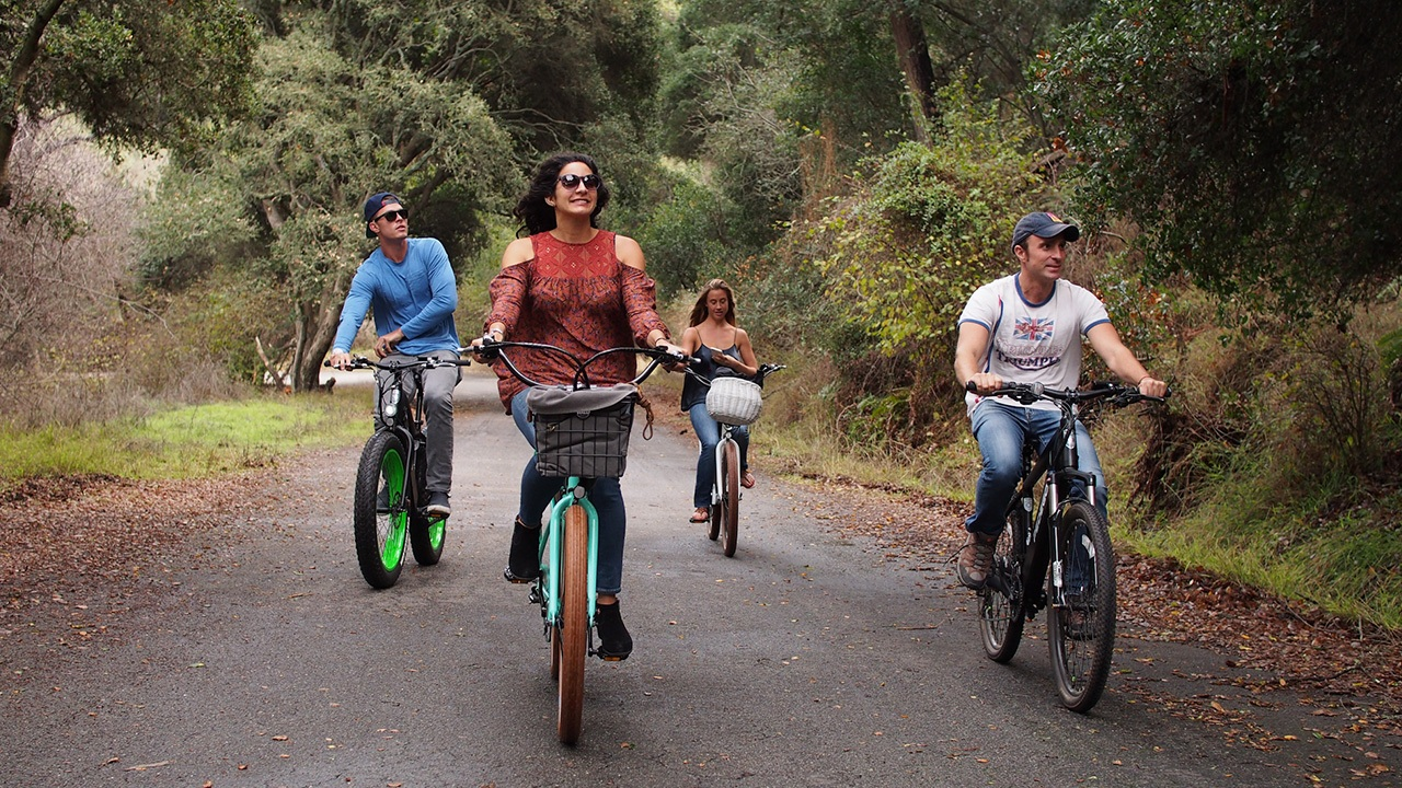 Pedego Tiburon - Angel Island Self-Guided Electric Bike Tour