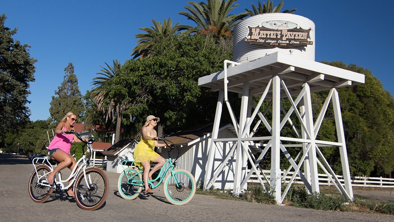 Pedego Los Olivos - Guided Electric Bike Adventure
