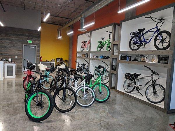 New Pedego Electric Bikes Store Takes Flight In San Diego