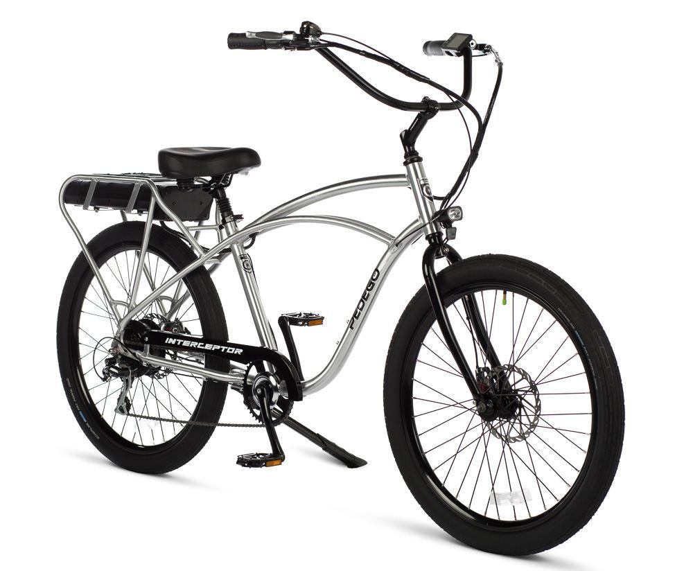Electric Cruiser Bike