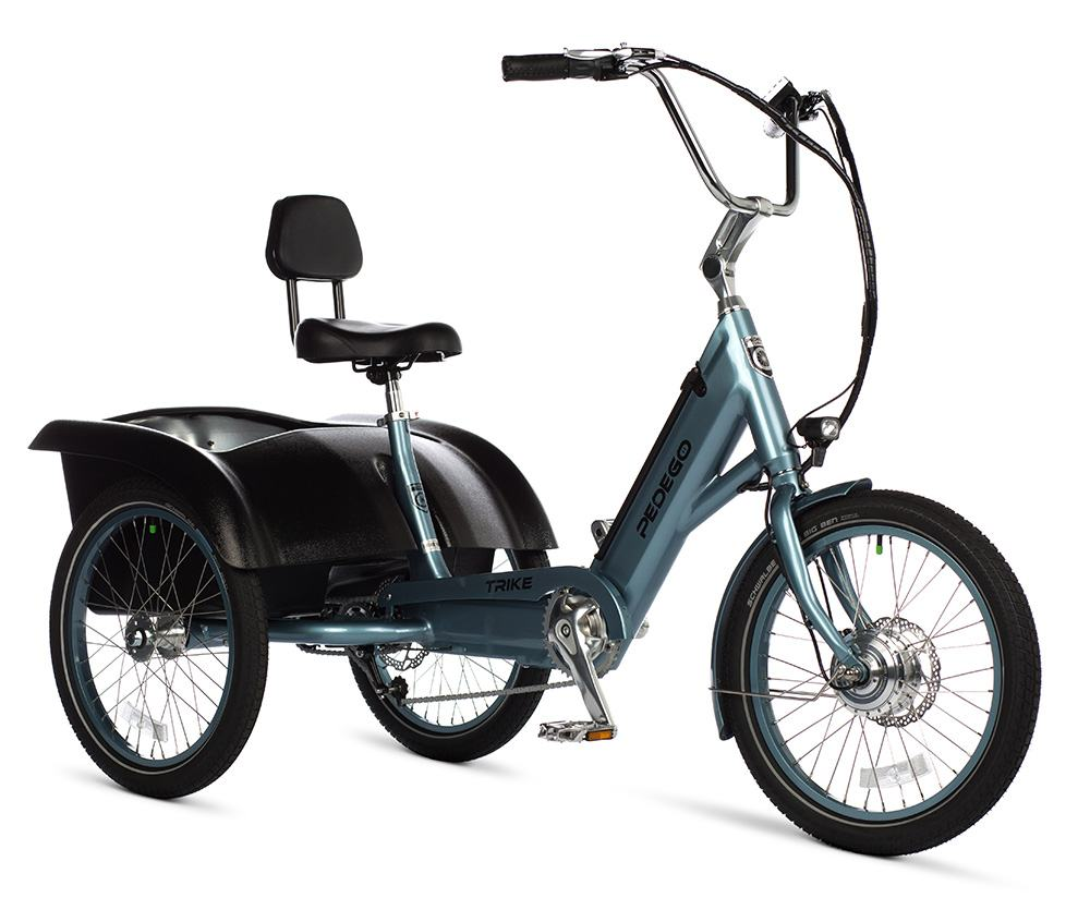 Trike - Electric Adult Tricycle