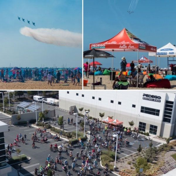 A look at Pedego's 2017 Palooza event