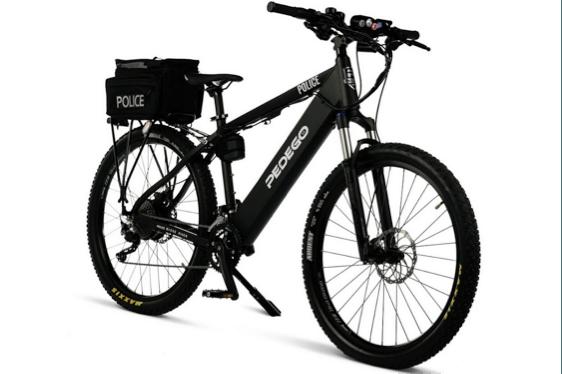 Pedego Patroller Electric Bike
