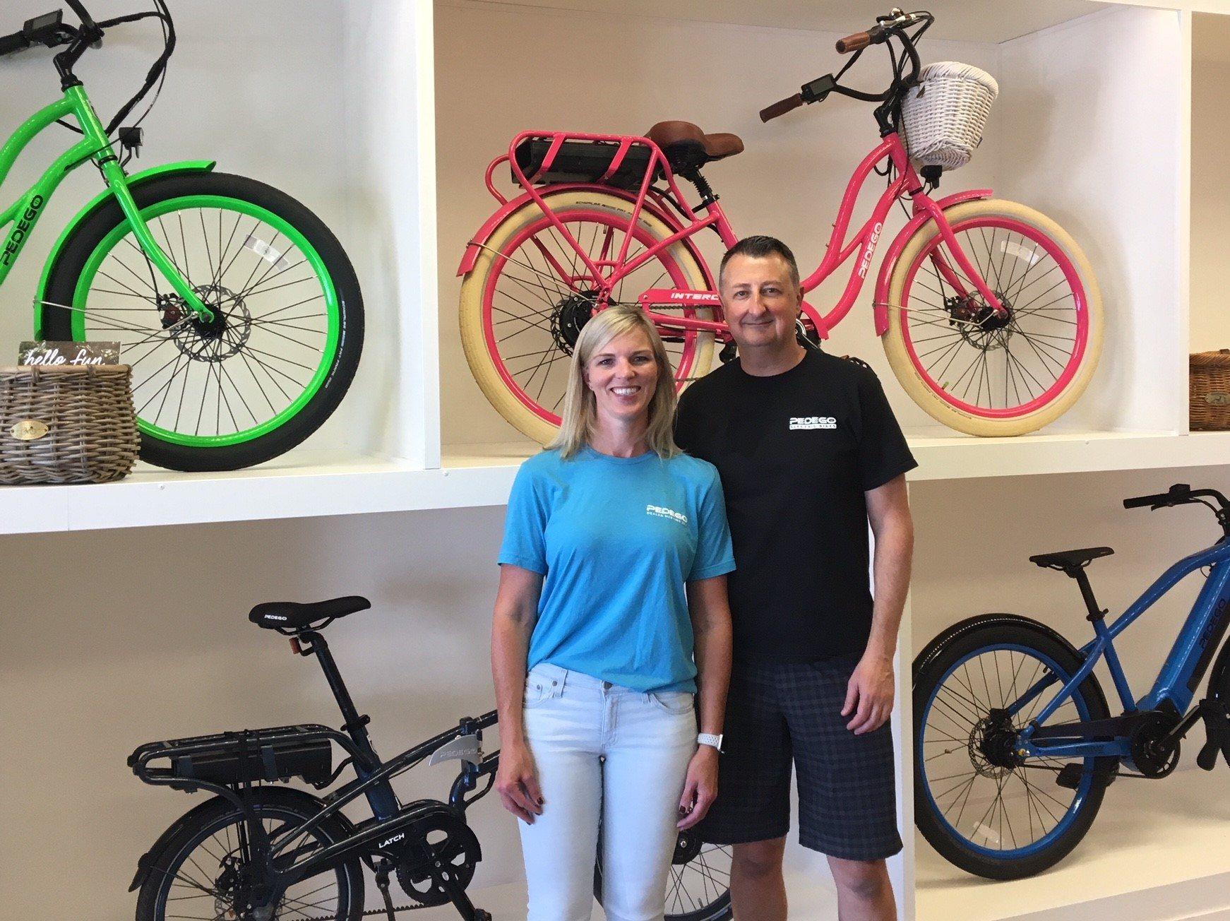 New Pedego Electric Bikes South Denver Store Announces