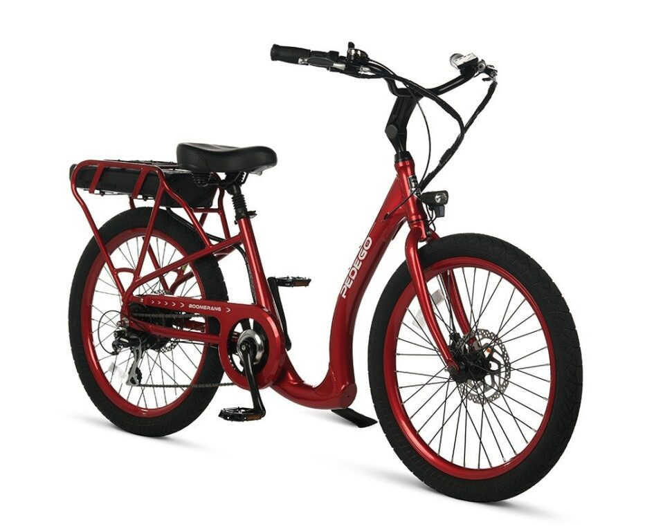 Boomerang Low Step Electric Bike