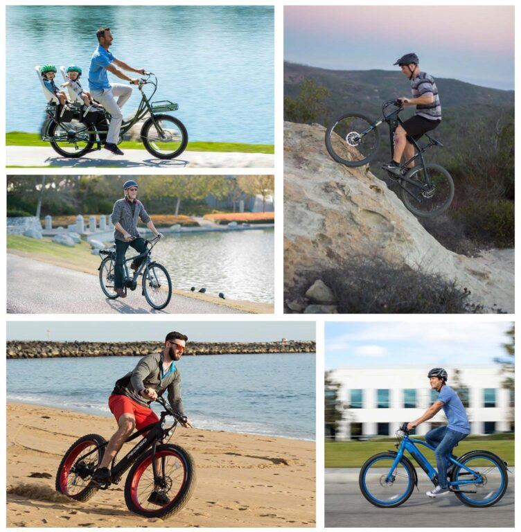 Pedego electric bike models