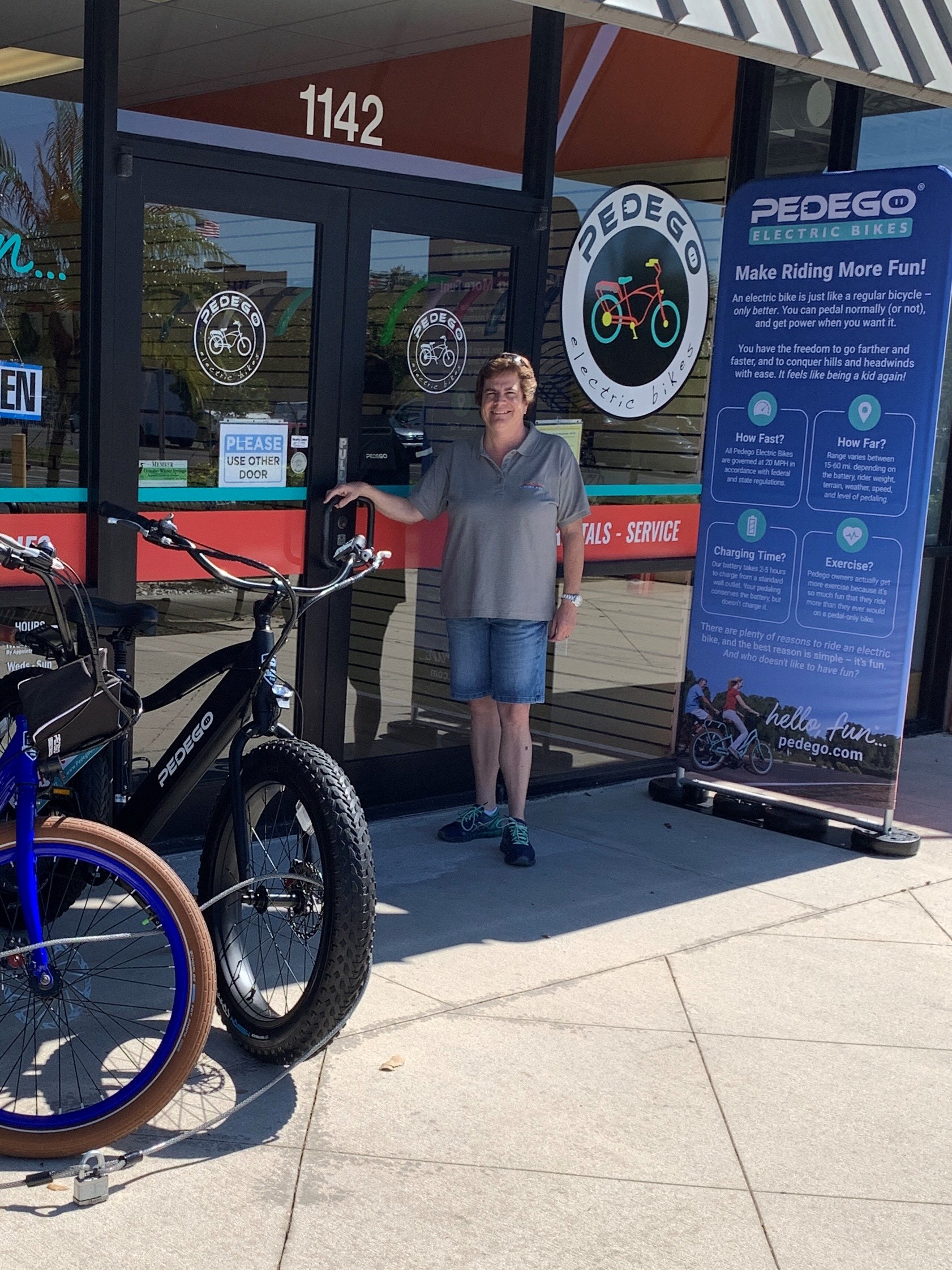 New Pedego Electric Bikes Store in Oviedo Lets the Good