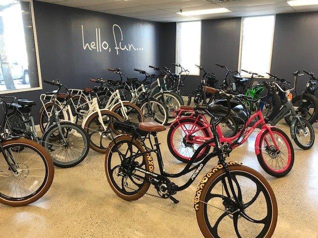 Pedego Electric Bikes in Pedego Twin Cities - Eden Prairie