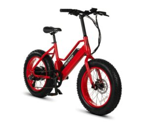 Red Element Electric Bike